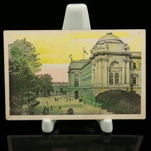 Antiikne postkaart - Lwow