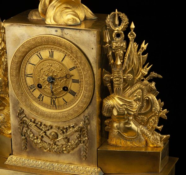 Antique 19th Century French mantle clock