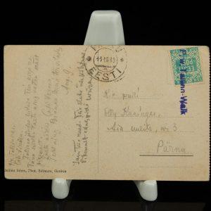 Antiikne postkaart