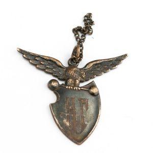 Antiikne Vene medal Pavel Finikovile 1912, hõbe 84