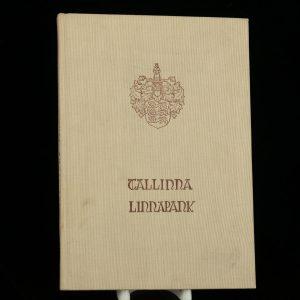 Antiikne raamat Tallinna Linnapank 1915-1940,Taska