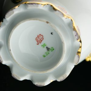 Vene LFZ portselanitehase dekoratiiv samovar, käsimaal