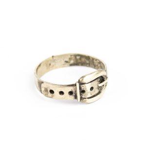 Sõrmus ``Pannal`` 925 hõbe