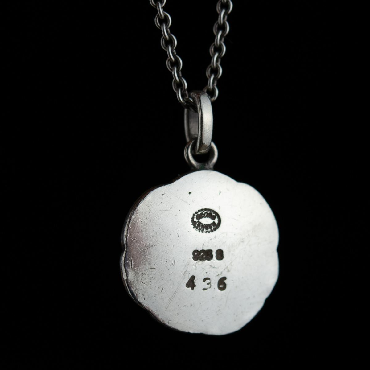 DFNL0025 Sterling Silver Necklace