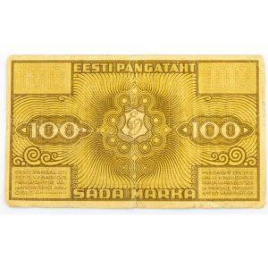 EESTI PANGATÄHT 100 marka 1921