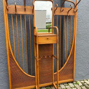 Juugend esikusein, c 1900  THONET (Mudel 6)