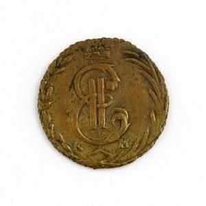 Münt Elisabeth II -1 poluška 1766