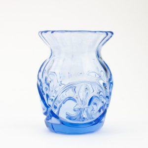 Antiikne väike sinine vaas