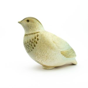 Keraamiline linnukuju Saima Sõmer 1980a