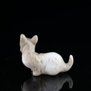 LFZ koera figuur, Vene portselan