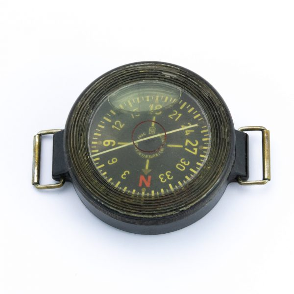Antique German military compass