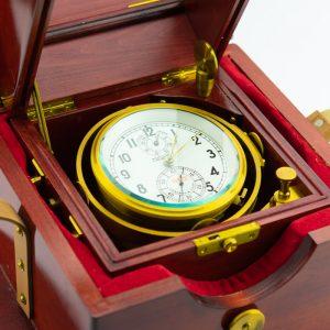 Russian Navy chronometer POLJOT no 18822