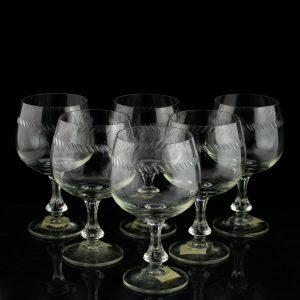 Tarbeklaasi veinipokaalid AROOM 6tk