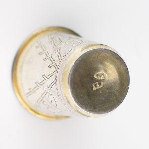 Tsaari-Vene topka, 84 hõbe