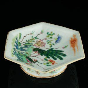 Hiina kauss, portselan, käsimaal, Tao Kuang 1821-1850