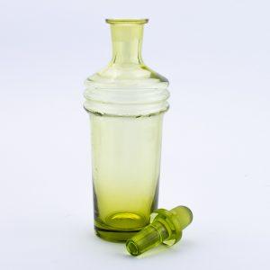 Klaasist roheline karahvin,Tarbeklaas ?