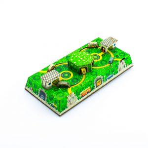 Retro mänguasi-Üleskeeratv autorada