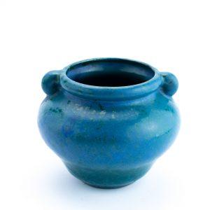 Keraamiline vaas,sinine Eesti