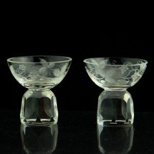 Antiiksed kristall pitsid,viinamarjad 2tk