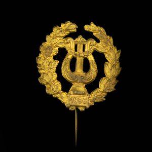 Märk - VI Laulupidu 1896