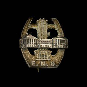 Eesti muusikaosakonna liikmemärk