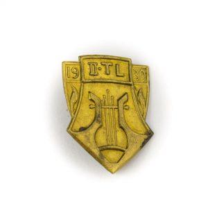EW Laulupeo märk, 1930