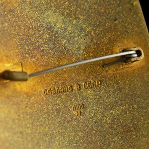 Emailiga metall pross 1962a,Leningradi tehas Venemaa