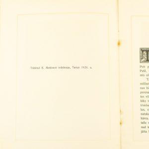 Lasteraamat Pett ja Parbu O.Lutsu tekst,R.Tiituse joonised