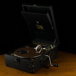 Antiikne Grammofon His Masters Voice