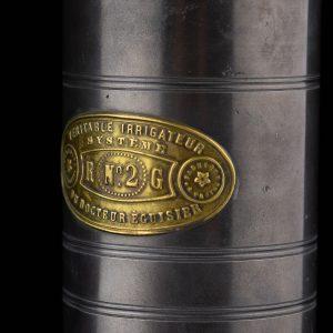 Antiikne Prantsuse käsibidee, metall