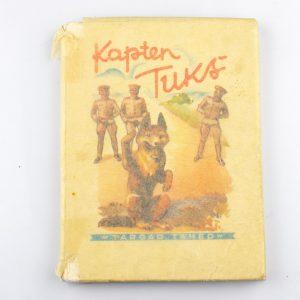 Raamat-Kapten Tuks,Eerik Laidsaar Targad Tähed nr1, 1938a