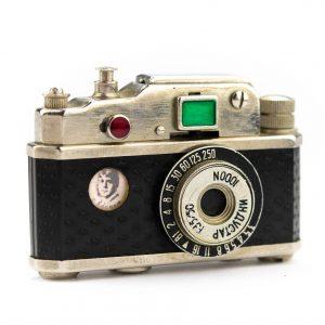 Vintage välgumihkel - Fotoaparaat
