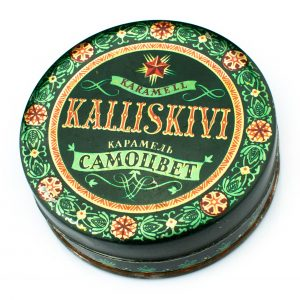 Plekist kommikarp Kalliskivi Karamell Tallinn