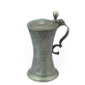Tinast õllekann - 1775 aastast