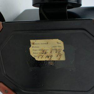 Antiikne Ericsoni telefon