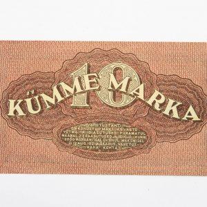 EW paberraha - 10 marka, 1922