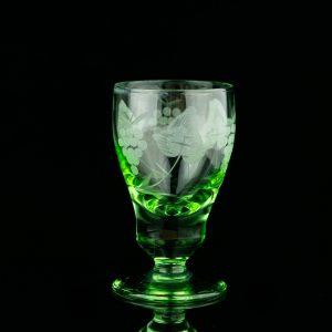 Rohelisest klaasist pitsid 6 tk