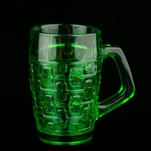Tarbeklaasi väiksem roheline õllekruus, LEMBIT