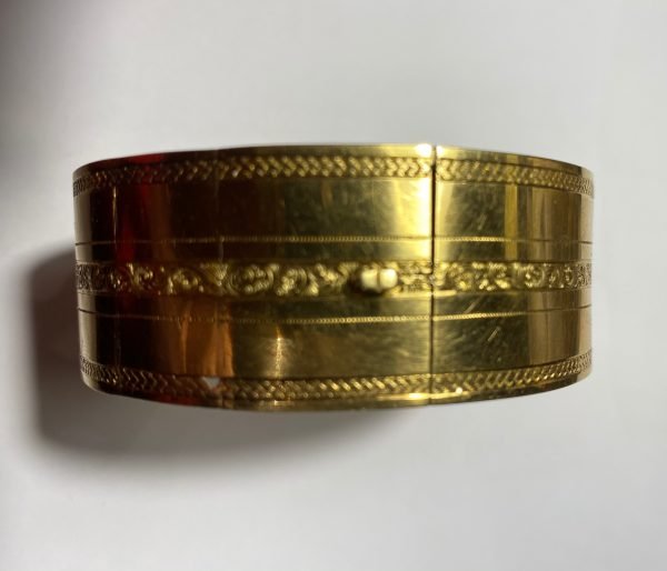 Käevõru kullast, proov 750