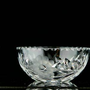 Antiikne kristallist väike kauss
