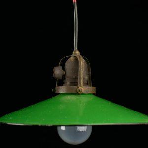 Antiikne laelamp,metall kuppel