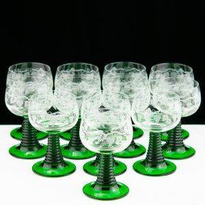 Klaasid 6+6 tk - 6 klaasi hind 90 eurot