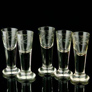 Klaasist napsupitsid 5 tk