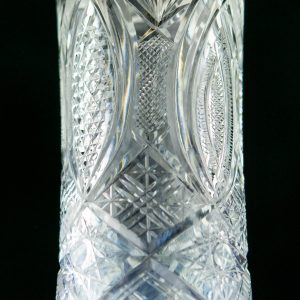 Kristallvaas 875 hõbeäär