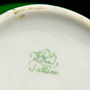 Portselanist piimakann ARS Tallinn