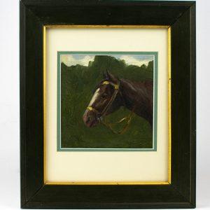 Õlimaal , Hobune 1920/30a
