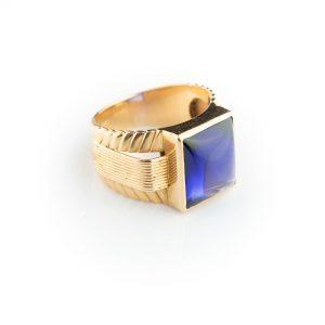 Kuldsõrmus, suurus 20.5 / Proov 583