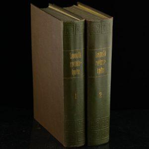 Raamat-Loomulik ravimisõpetus 1-2 osa 1931a, Tartu