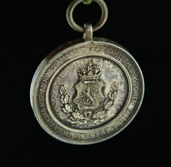 Soome medal - Nikolai ll
