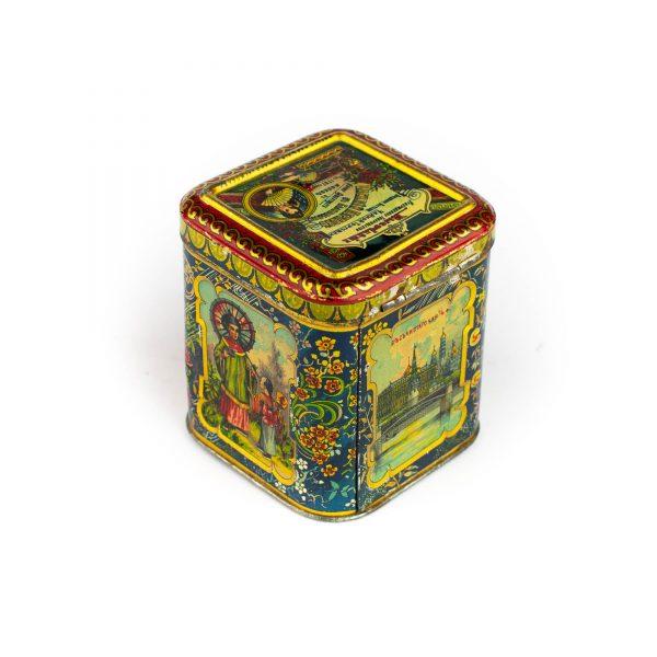 Plekist Tsaari-Vene teekarp